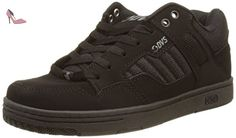 DVS Enduro 125, Chaussures de Skateboard Homme, Noir (Black Nubuck), 42 EU - Chaussures dvs apparel (*Partner-Link)