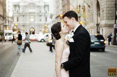 Hyatt at the Bellevue Wedding | Philadelphia, Pa. | M2 Photography | Philadelphia Wedding Photography | Modern Weddings