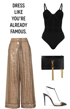 party created by riimcf on ShopLook.io perfect for Any event. Visit us to shop this look. Classy Outfits, Stylish Outfits, Fashion Outfits, Womens Fashion, Fashion Trends, Professional Outfits, Polyvore Outfits, Everyday Fashion, Casual Chic