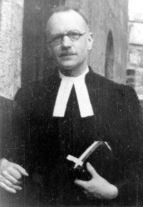 Andre Trocme was pastor for 15 years in Le Chambon, France during WWII. He and his wife led the people of the village in efforts to save thousands of Jews from certain death at the hands of the Nazis.   There was not a house at Le Chambon France that did not house and protect at least one Jewish child.