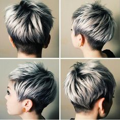 * FORMULA: All over bleach (3 months ago) @wellahair Blondor/ 40 volume. 1 additional bleach wash / toned 1 minute w/ @pravana Vivids silver. Upkeep w/ Pravana Pure Light purple shampoo :) ... by @matttalllen on @kasyeager