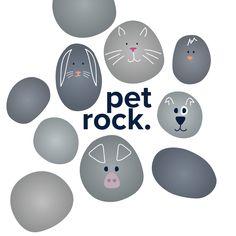 Day 225 - Pet Rock.