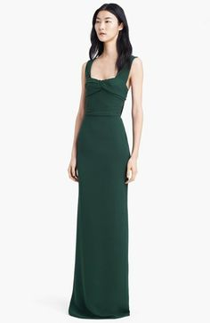 glamorous green