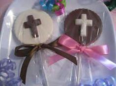 Chocolate lallipop