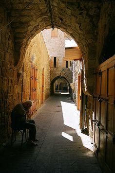 Old Souks, Sidon, Lebanon