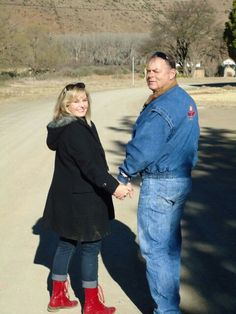 Me and my husband Herman Wagner