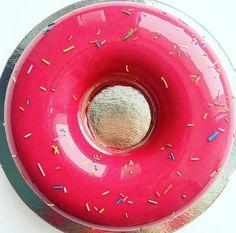 Doughnut glazed cake