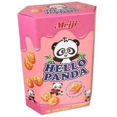 Hello Panda Strawberry grote pak