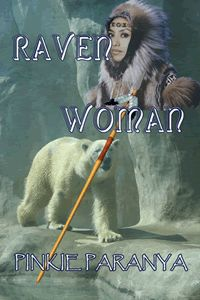 """Read """"Raven Woman Women of the Northland ~ Book by Pinkie Paranya available from Rakuten Kobo. In ancient Alaska, before it was known to anyone but the Inuit people, a child Umiak is the only survivor of a starving . Book 1, This Book, Raven Feather, Inuit People, Award Winning Books, Book Catalogue, Mystic, Audiobooks, Adventure"""