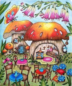 Continue in #tenderfulenchantments #nehyplnečarovnosti #nehyplnecarovnosti #klaramarkova #prismacolorpencils #prismacolor #coloring