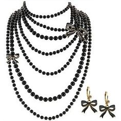 betsey johnson necklace - Google Search
