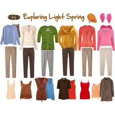 Seasonal Color Analysis for Women of Color: May 2012 Light Spring Palette, Spring Color Palette, Spring Colors, Bright Spring, Warm Spring, Seasonal Color Analysis, Capsule Wardrobe, Core Wardrobe, Travel Wardrobe