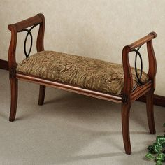 Andover Upholstered Bench