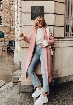68 Ideas For Birthday Brunch Outfit Night Winter Fashion Outfits, Fall Winter Outfits, Look Fashion, Autumn Fashion, Fashion Clothes, Cozy Winter Fashion, Girls Winter Fashion, Fashion Coat, Mens Fashion