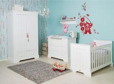 Overzicht van de babykamer uit de collectie Narbonne van Bopita.