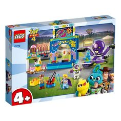 LEGO® Disney Pixar Toy Story 4 Buzz & Woody's Carnival Mania! 10770 | Target Australia
