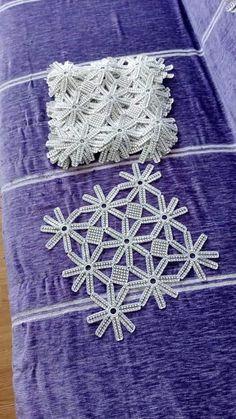 Creative Image of Crochet Tablecloth Pattern Crochet Car, Crochet Tree, Crochet Lace Edging, Crochet Leaves, Crochet Diagram, Crochet Round, Crochet Doilies, Crochet Star Patterns, Crochet Earrings Pattern