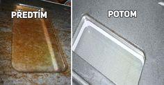 Návod jak zbavit vaši troubu usazenin a mastnoty pomocí dvou ingrediencí | 7LUCK