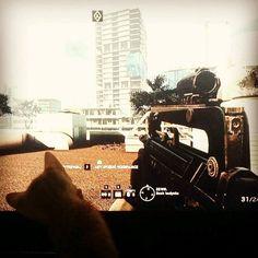 Mój #kot jest lepszym gejmerem ode mnie.  #neiragra #arseniuszgra #RainbowSixSiege @ubisoftpl @ubisoft #gaming #gamer #PCgaming #instagamer #cat #instacat #catsofinstagram #kitty #kitten #kittythegamer