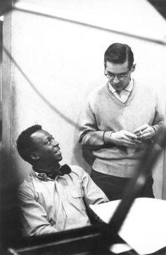 Bill Evans and Miles Davis
