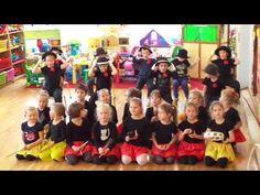 wesoły taniec - YouTube