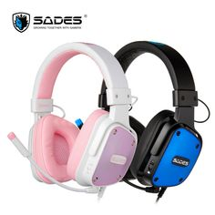 Like and Share if you want this  SADES Dpower Fashion Gaming Headset Lightweight Design Headphone Multi-platform Headsets for PC/Xbox One/PS4     Tag a friend who would love this!     FREE Shipping Worldwide     {Get it here ---> https://swixelectronics.com/product/sades-dpower-fashion-gaming-headset-lightweight-design-headphone-multi-platform-headsets-for-pcxbox-oneps4/   Buy one here---> WWW.swixelectronics.com