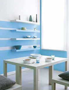 Làm mới không gian với giấy dán tường hình khối.http://www.noithatdepnhat.org/lam-moi-khong-gian-voi-giay-dan-tuong-hinh-khoi/