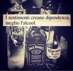 meglio l'alcool!!!!