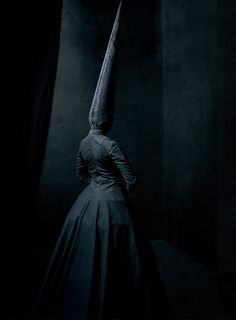 Juha Arvid Helminen's Shadow People♠️When darkness Falls, she comes out.... With the Shadow Hat...♠️