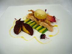 Food Plating for Fine Dining