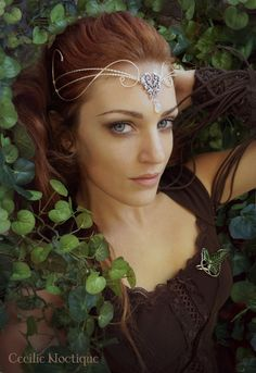 Elven princess by Wulfsdottir
