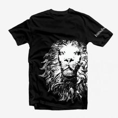 Lion Tee for Rs 399 #Celebstall #Baahubali #moviemerchandise #tshirts #onlineshopping  http://goo.gl/gSOZ46
