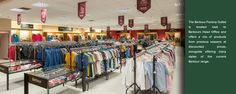 BARBOUR FACTORY STORE | Barbour