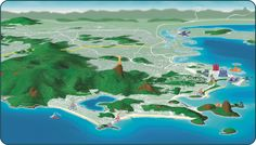Mapa, Rio de Janeiro - RJ