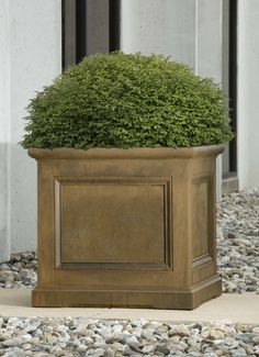 Features:  -LeNotre collection.  -Material: Glass fiber reinforced concrete.  -Patina or finish hand applied by trained artisans.  -Lighter than cast stone.  -Easily maneuvered and durable.  -Made in