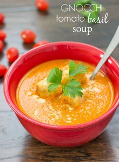 ... on Pinterest | Tomato Basil Soup, Tomato Soups and Roasted Tomatoes