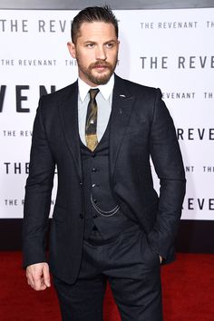 mcavoys:      Tom Hardy attends the premiere of... - HOUNDED