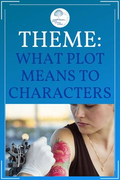 Some writers are reluctant to create themes, but theme is what gives a story resonance. This article discusses the what, why, and how of theme. Writing Romance, Writing Advice, Writing Resources, Story Structure, Novel Structure, Flash Fiction Stories, Plot Outline, Screenwriters, Writer Tips