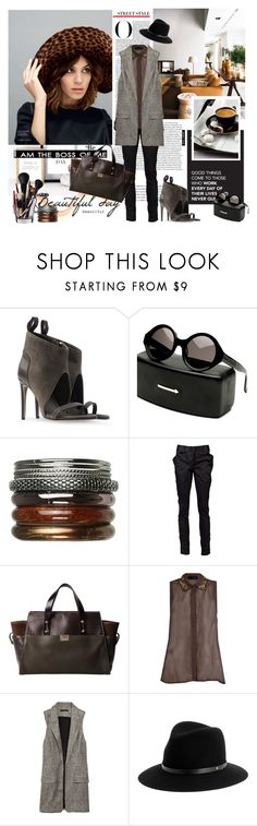 """I am the boss of me!"" by le-petit-demon ❤ liked on Polyvore featuring Rick Owens, Wet Seal, Vivienne Westwood Anglomania, Dsquared2, AX Paris, Alexander Wang, rag & bone, women's clothing, women's fashion and women"