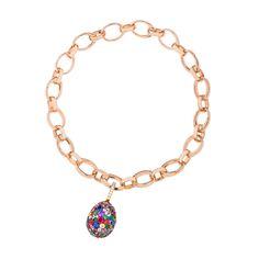 Fabergé Emotion Multi-coloured Charm #Fabergé #emotion