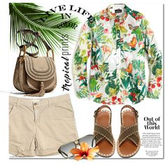 Live Colourful! by arethaman on Polyvore featuring Cloth & Stone, Isabel Marant, Chloé, Tom Ford and J.Crew