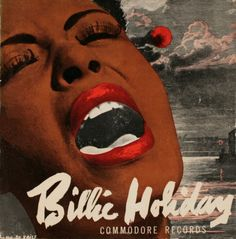 Billy Holiday Commodore Records