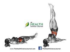 © Sasham | Dreamstime.com - Fitness exercising. Bottoms Up. Female #Gym