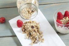 Granola fatta in casa – la mia ricetta preferita, senza zuccheri