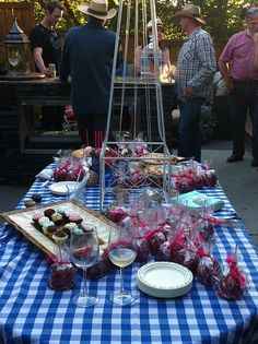 At a recent Stampede party we served Devour spiced candy apples, cupcakes, and home baked pies...it all disappeared pretty darn quick!  Photo by Devour Catering Calgary, via Flickr