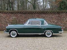 1959 Mercedes-Benz Ponton 220 SE Coupé