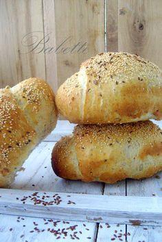 Flour Recipes, Bread Recipes, Diet Recipes, Vegan Recipes, Pan Bread, Bread Baking, Bread Dough Recipe, Hungarian Recipes, Quick Bread