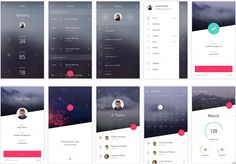 Today's free design resource DO App UI Kit is designed and released as a freebie by Invisionapp.With this app UI kit you can build all kinds of apps.DO app UI kit is remixable and retina ready. DO's clean and colorful design makes it a perfect fit for today's flat aesthetic.It comes with Photoshop a…