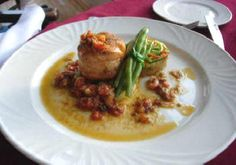 tanti i piatti di alta cucina francese