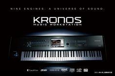 KORG KRONOS  www.lessonator.com